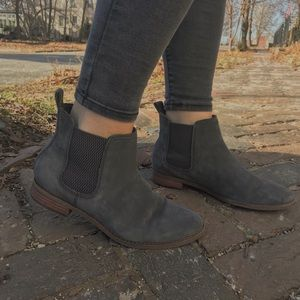1ff681aeb7d12b Toms Shoes - TOMS Ella bootie in Forged Iron